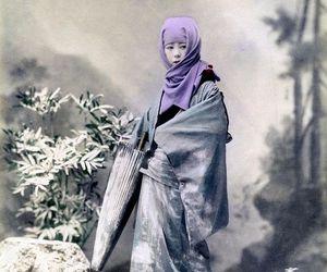 1900, geisha, and japan image