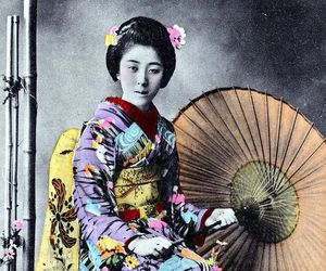 1900, japan, and japanese image