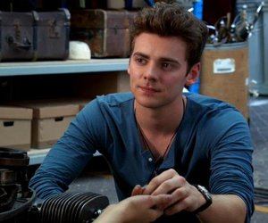 cute boy and thomas law image