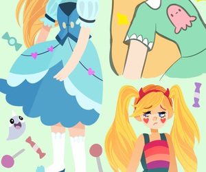 star butterfly and cute image
