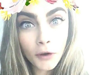 icon and cara delevingne image