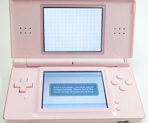 pink, nintendo, and tumblr image