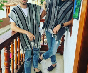brothers, looks, and outfit image