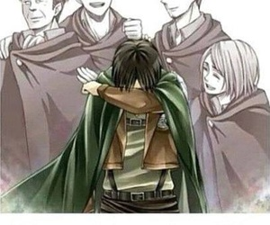 anime, attack on titan, and sad image