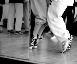 dancer and swag image