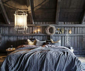 bois, Chambre, and hiver image