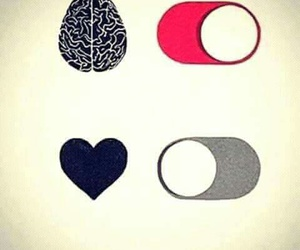 heart, brain, and off image