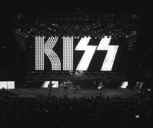 hard rock, kiss, and music image