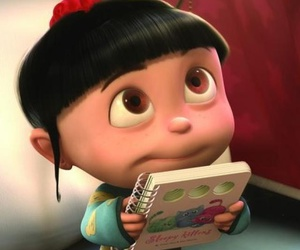 agnes and despicable me image