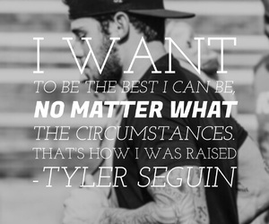 hockey, quote, and tyler seguin image