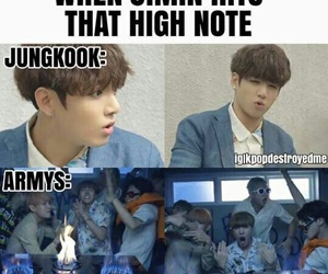 bts, funny, and kpop image