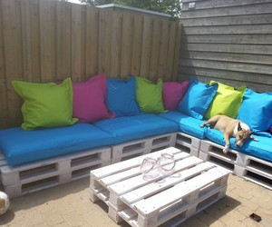 pallet sofa projects, pallet couches, and pallet couch plans image