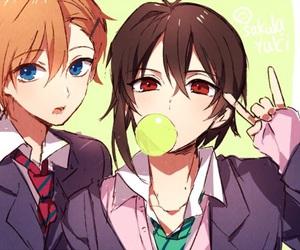 love live and nico yazawa image