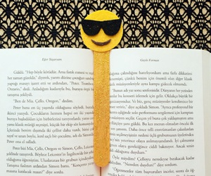 book, bookmarks, and diy image