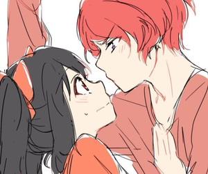 love live, genderbend, and nico yazawa image