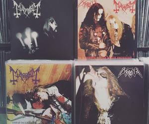 Black Metal, dark, and dead image