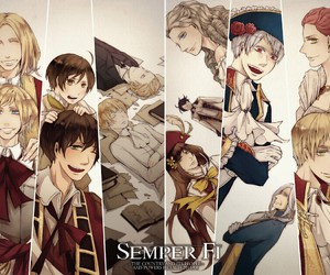 aph england, aph france, and aph prussia image