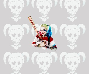 harley quinn, margot robbie, and suicide squad image