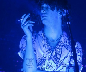 the 1975 and blue image