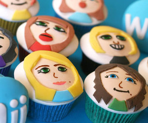 creative, cute, and cupcakes image