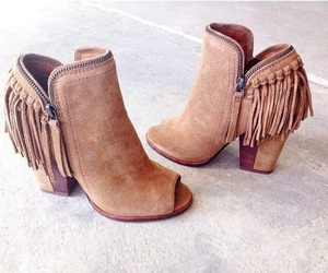 boots, shoes, and boho image