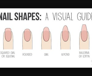 color, nails, and size image