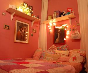 light, pink, and beautiful image