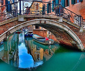 italy, places, and venice image