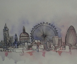 draw, london, and ✏ image