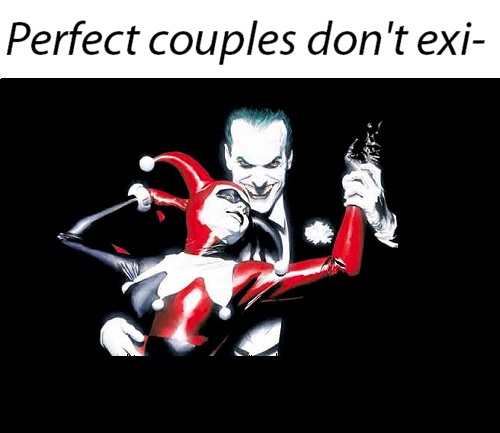 harley and joker discovered by no control on we heart it