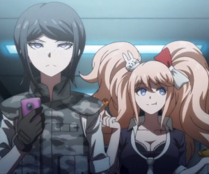 despair, danganronpa, and enoshima junko image