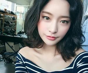 asian girl, beautiful, and beauty image