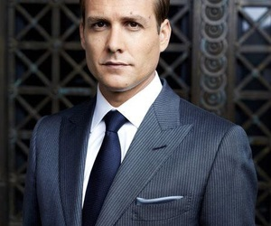 suits, fan, and harvey image