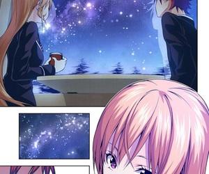 anime, cute, and shokugeki no soma image