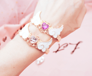 accessories, beauty, and bracelet image