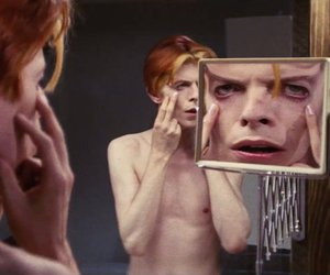 bowie, david bowie, and movie image