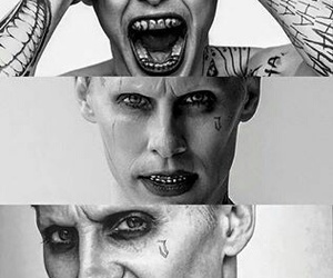suicide squad, DC, and jared leto image