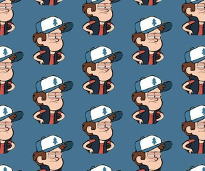 pines, wallpaper, and mabel image