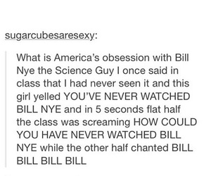 america, bill nye the science guy, and school image