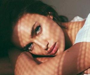 girl, irina shayk, and model image