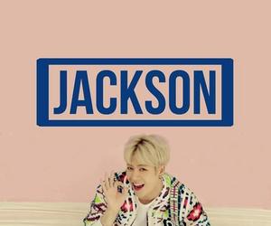 got7, jackson, and kpop image