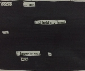 blackout and poetry image