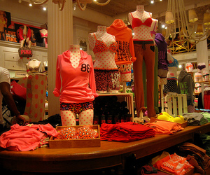 Victoria's Secret, clothes, and pink image