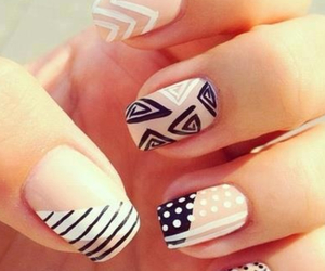 beauty, nail art, and nail ideas image