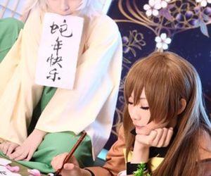 anime, cosplay, and kamisama hajimemashita image