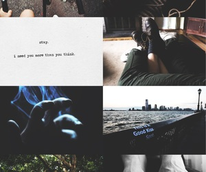 the 1975, lyric aesthetics, and the 1975 aesthetic image