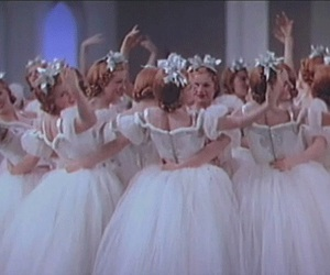 ballet, girls, and pale image