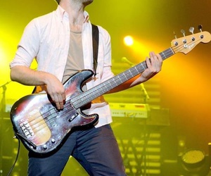 bassist, rock, and maroon 5 image