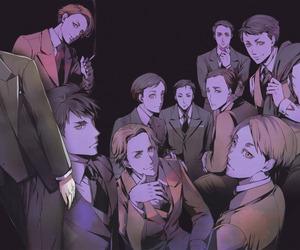 anime, fanart, and anime boy image