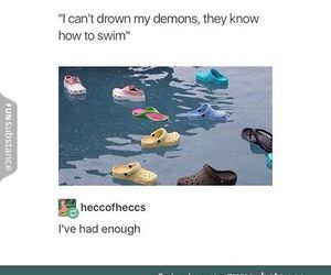 bring me the horizon, crocs, and bmth image